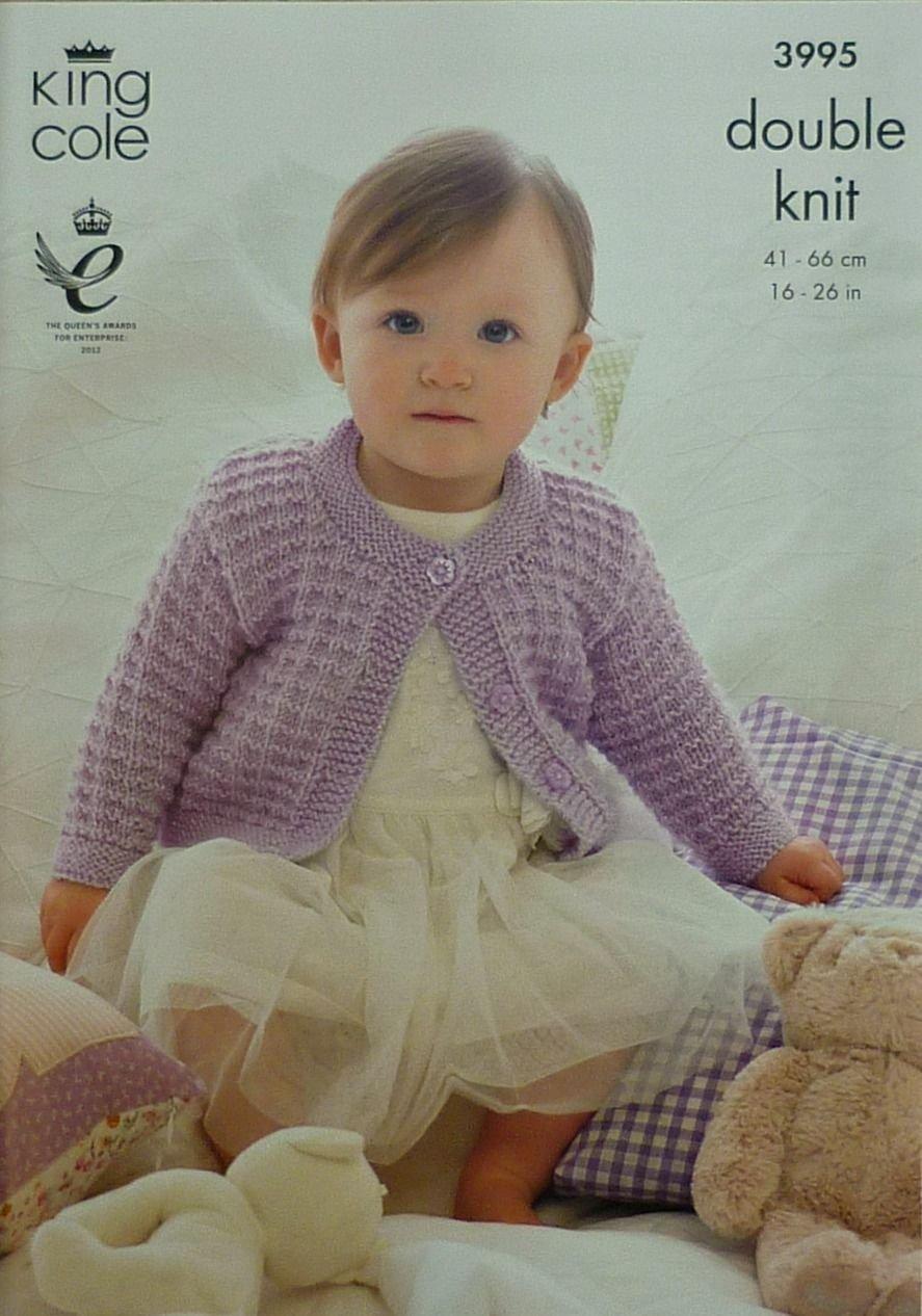 Estelle Designs - King Cole - Double Knit