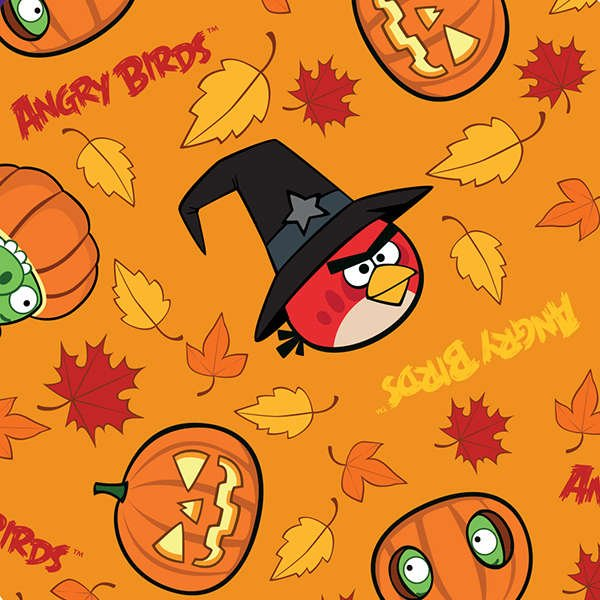 Angry Birds - Spooky Angry Birds