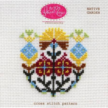 Anna Maria Horner - Native Garden Cross Stitch