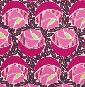Free Spirit - Annette Tatum - Classica - Rayon Challis - Flora - Berry
