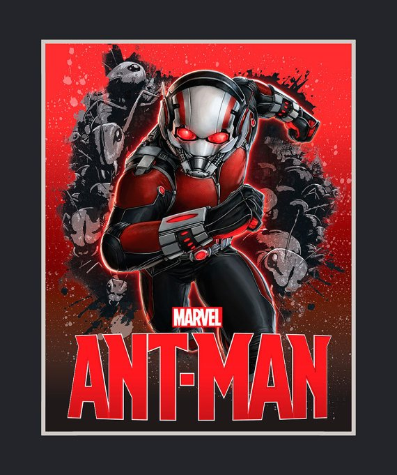Springs Creative - Ant Man - Panel