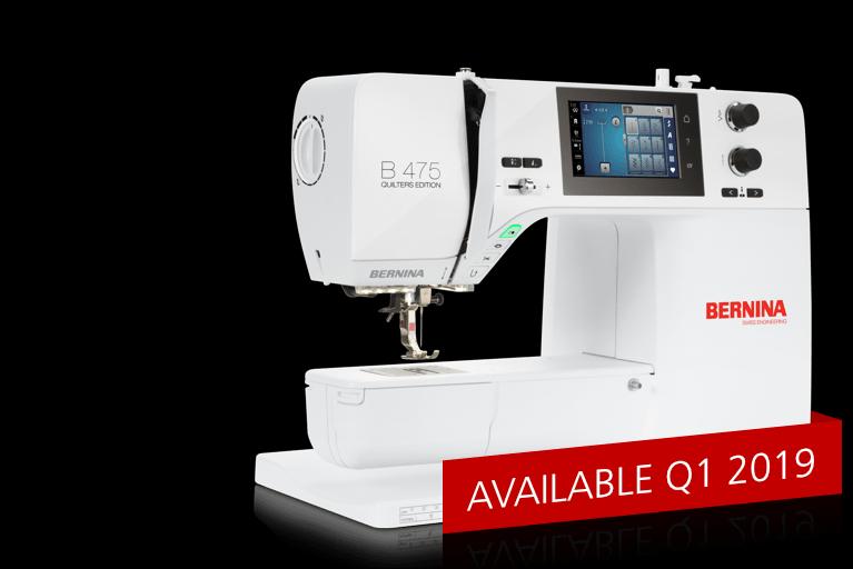 475QE Bernina Sewing Machine