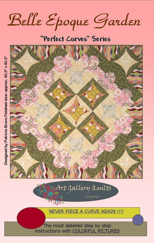 Art Gallery Quilts - Belle Epoque Garden