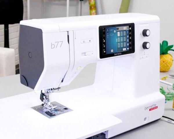 B77 Bernette Sewing Machine