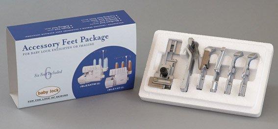 Baby Lock - Imagine Foot Package (6pcs)