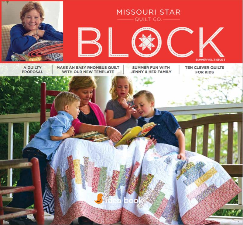 MSQC - Block Magazine - Spring 2016 - Volume 3 Issue 3