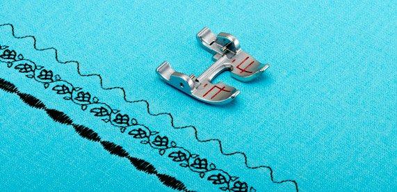 Baby Lock - Open Toe Sole for Digital Dual-Feed Foot