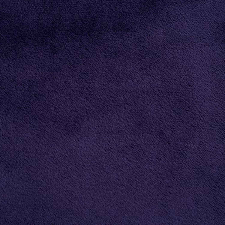 Shannon Fabrics - Cuddle Solid - 90 - Eggplant