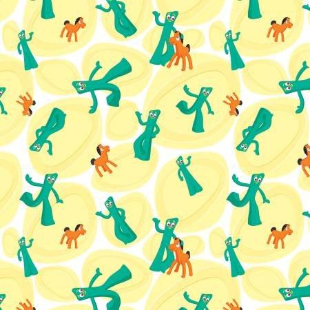 Gumby - Toss White/Yellow