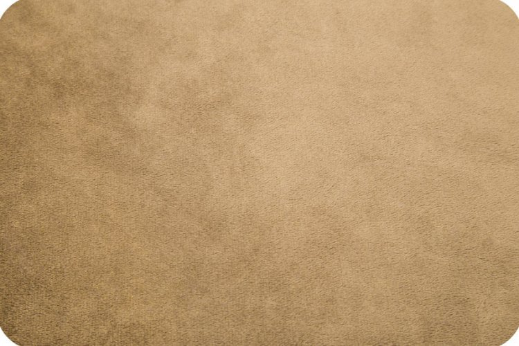 Shannon Fabrics - Cuddle Solid - 60 - Cappuccino