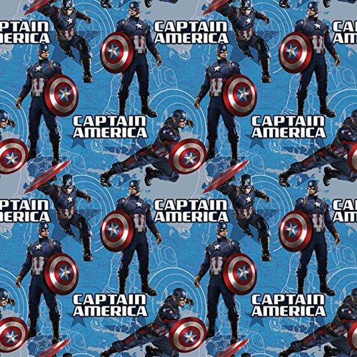 Springs Creative - Captain America Star
