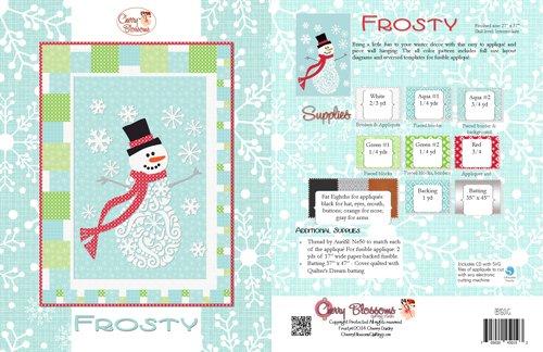 Frosty w SVG CD