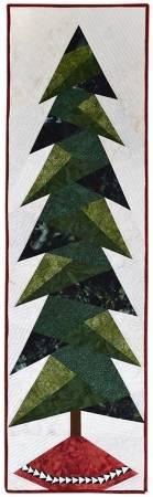Hoffman - Sew into it! - Tree Hugger Kit - Pine - By Cindi Edgerton