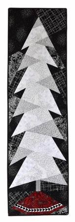 Hoffman - Sew into it! - Tree Hugger Kit - Silver - By Cindi Edgerton