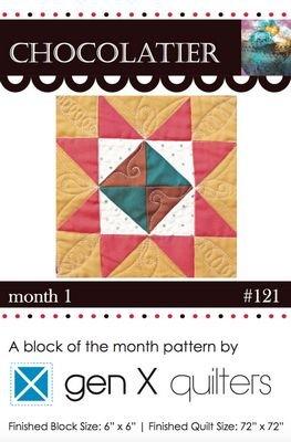 Chocolatier - Block of the Month - (Month 1)