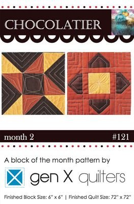 Chocolatier - Block of the Month - (Month 2)