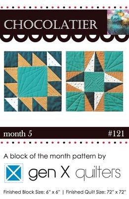 Chocolatier - Block of the Month - (Month 5)