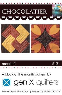 Chocolatier - Block of the Month - (Month 6)