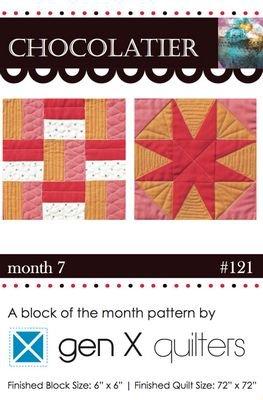 Chocolatier - Block of the Month - (Month 7)