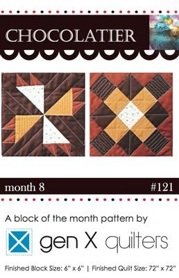 Chocolatier - Block of the Month - (Month 8)