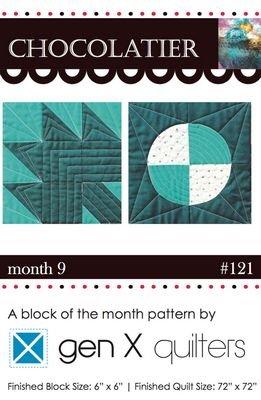 Chocolatier - Block of the Month - (Month 9)