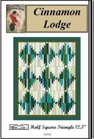 Bloc Loc - Patterns - Cinnamon Lodge