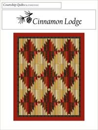 Bloc Loc - Patterns - Cinnamon Lodge