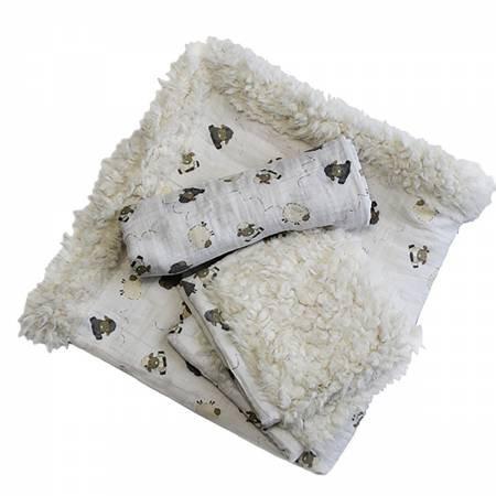 Shannon Fabrics - Cuddle Kit - Patty Cakes - Cream Puff