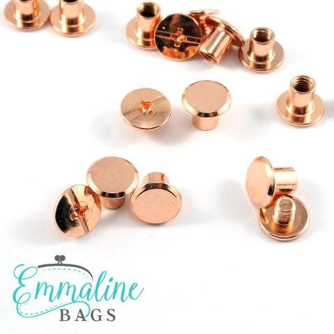 Emmaline - Chicago Screws - Medium - Copper