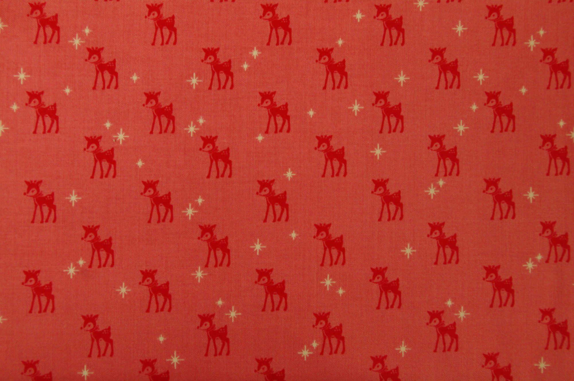 International Textiles - Cozy Christmas - Reindeer