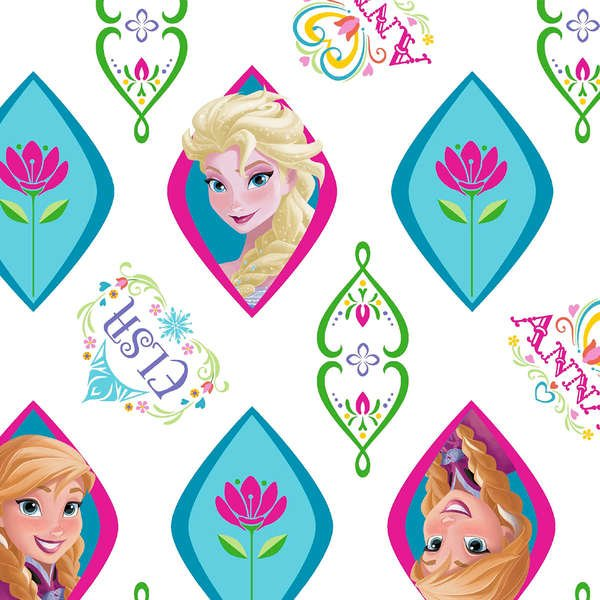 Disney Frozen - Anna and Elsa Ogee