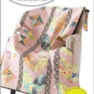 Sew Kind of Wonderful - Deco Flora Quilt Pattern