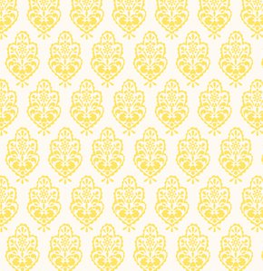 Dena Designs - Sunshine - Linen - Ornament - Yellow