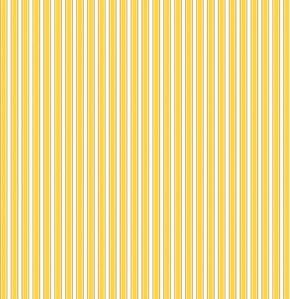 Dena Designs - Sunshine - Linen - Stripe - Yellow