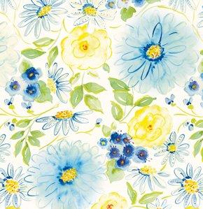 Dena Designs - Sunshine - Linen - Ornament - Navy