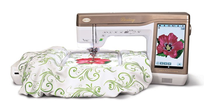 Baby Lock Destiny II - Sewing and Embroidery Machine
