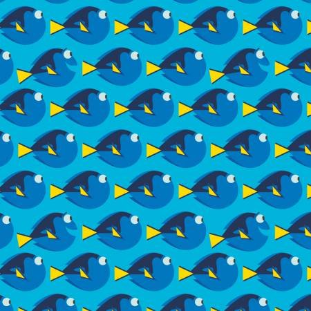 Camelot Fabrics - Disney Finding Dory Fleece