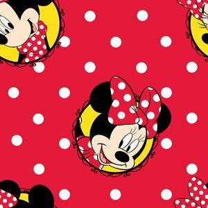 Springs Creative - Disney Minky -  Minnie Badge Toss