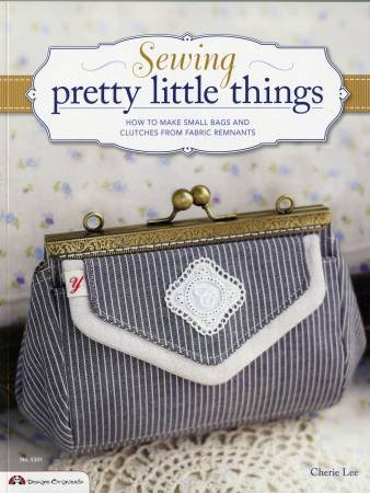 Design Originals - Cherie Lee -  Sewig Pretty Little Things