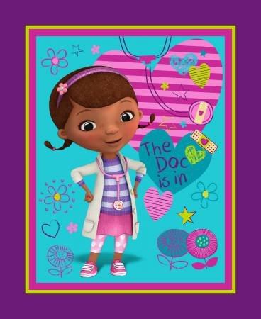 Doc McStuffins - The Doc is in Panel