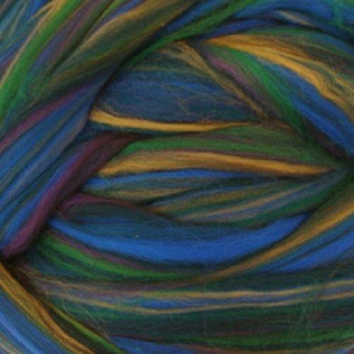 Ashland Bay - Multi-Coloured Merino - English Garden