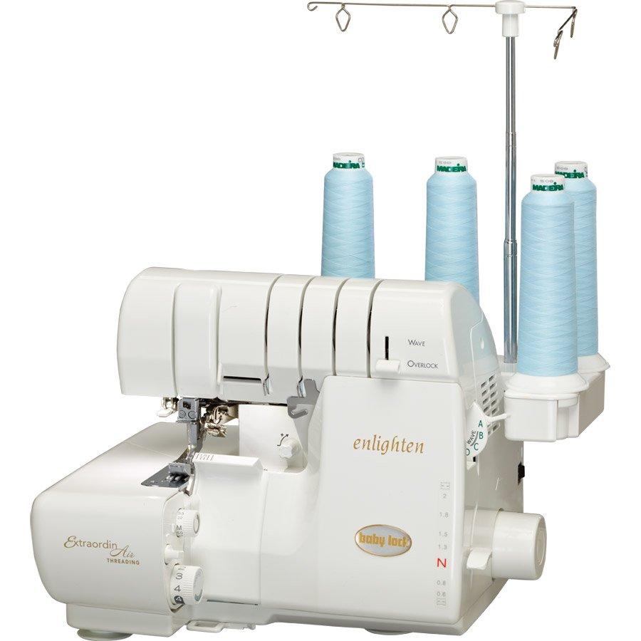 Baby Lock Enlighten - Serger machine (Air Thread)