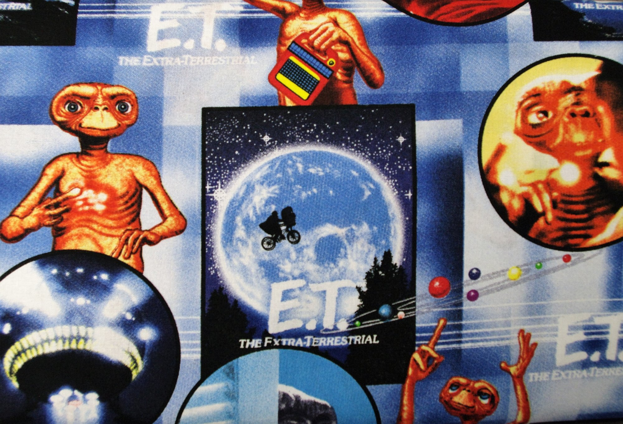 Springs Creative - E. T. Scenes