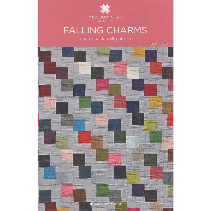 MSQC - Falling Charms Quilt Pattern