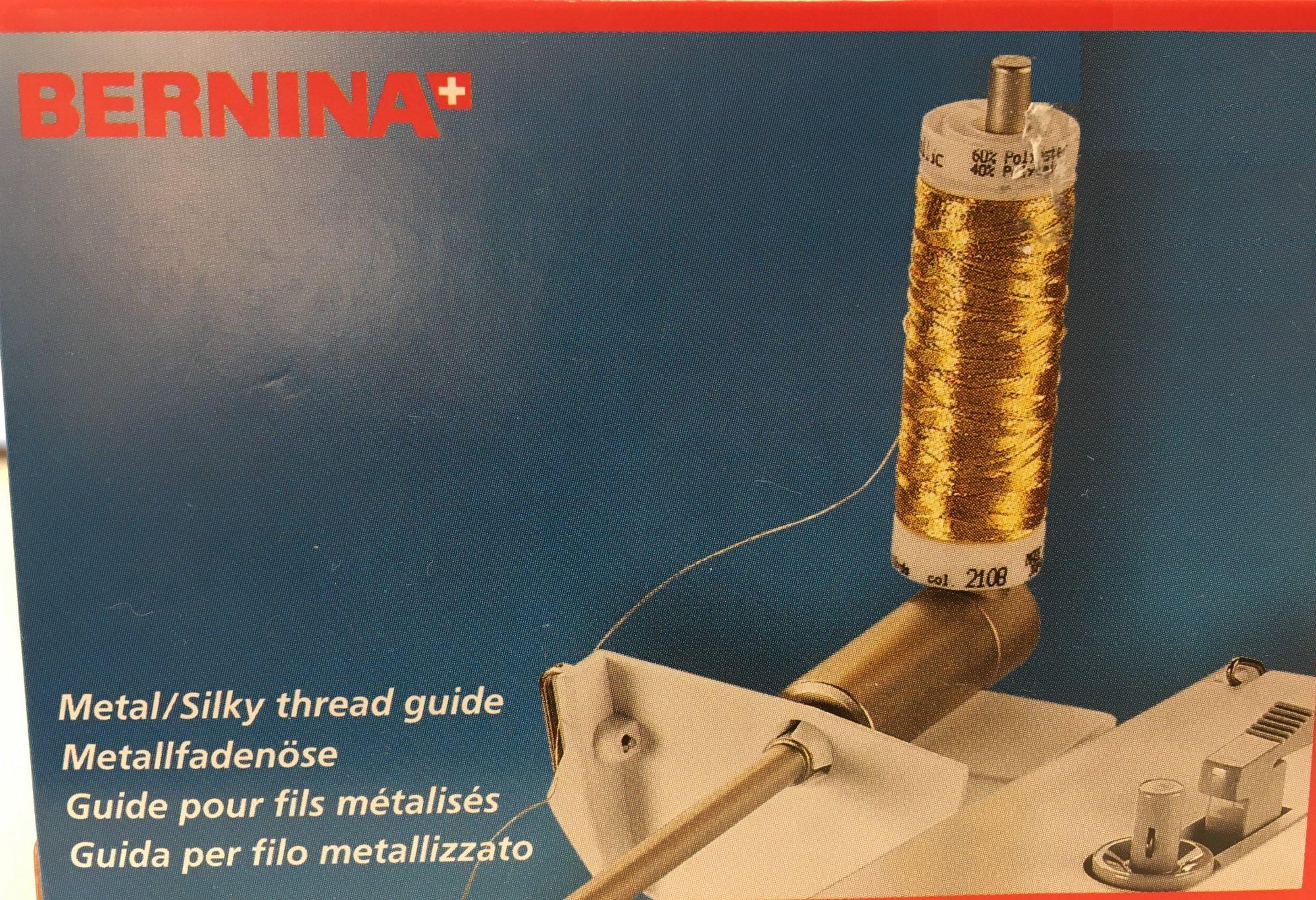 Bernina - #89 Supplementary Thread Guide (Silky/Metallic)