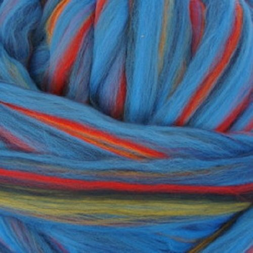 Ashland Bay - Multi-Coloured Merino - Baltic