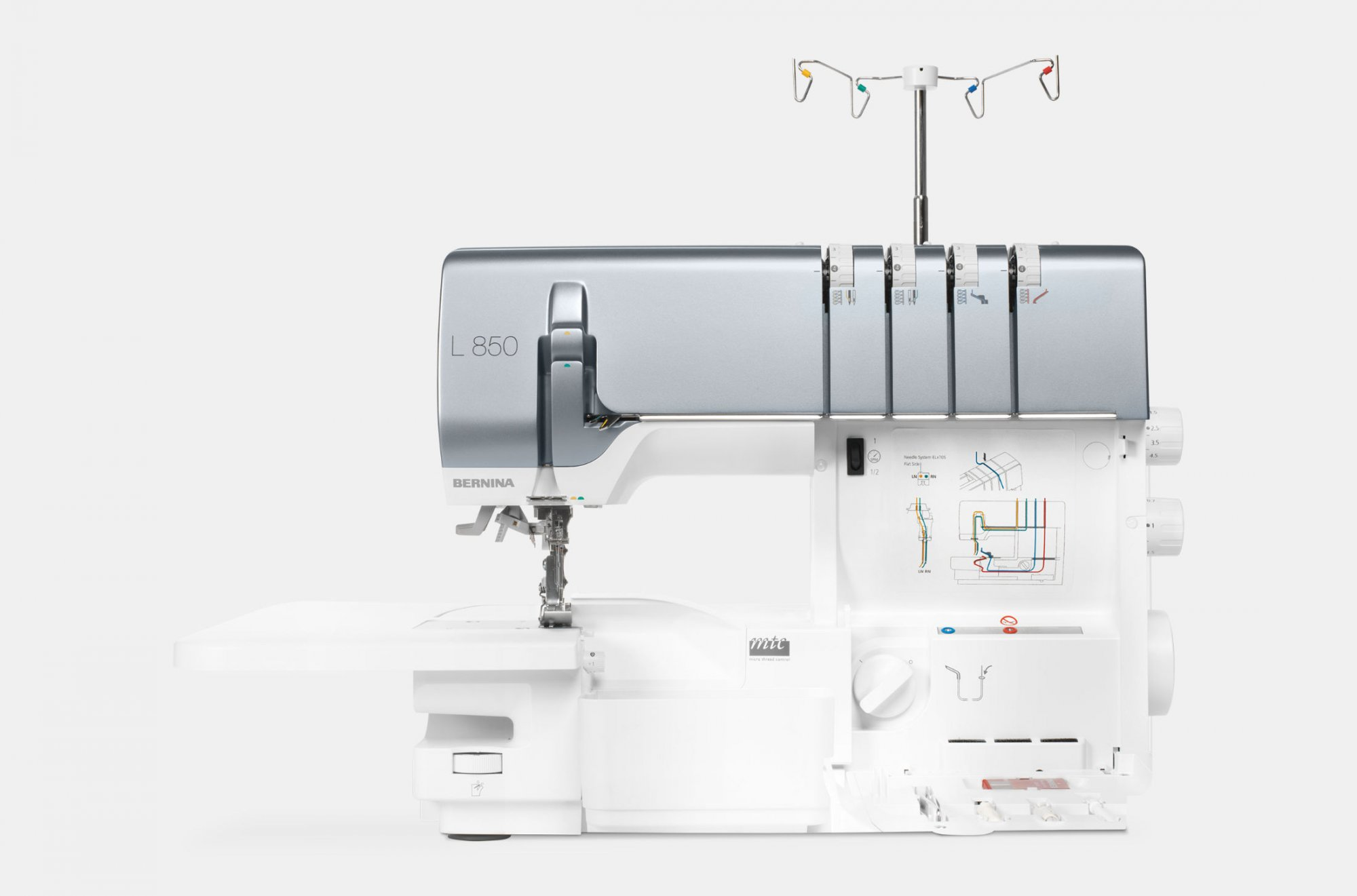 L850 - Bernina Air Threader Overlock Serger