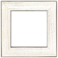 Mill Hill - 6 x 6 Hand Painted Frame - Antique White