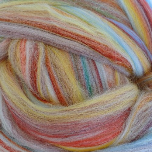 Ashland Bay - Multi-Coloured Merino - Hollyberry