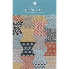 MSQC - Honey Do Quilt Pattern